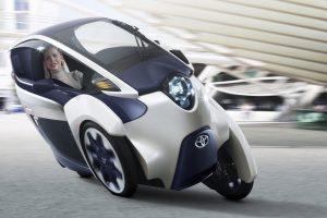 Toyota-i-road